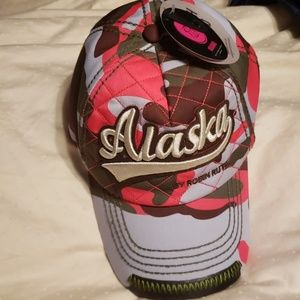 Robin Ruth Alaska Hat Camo